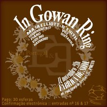 Live November 2007 - Portugal Tour