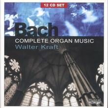 Complete Organ Music (Johann Sebastian Bach) CD9