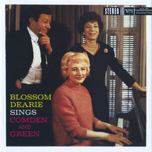 Sings Comden And Green (Vinyl)