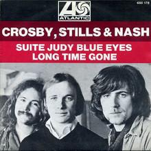 Suite: Judy Blue Eyes / Long Time Gone (VLS)
