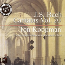 J.S.Bach - Complete Cantatas - Vol.20 CD2