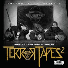 Terror Tapes Vol. 2 (With Cynic)