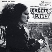 Ghetto Suite (With Angela Ortega) (Vinyl)