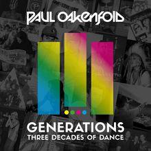 Generations - Three Decades Of Dance CD1