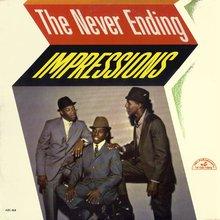 The Never Ending Impressions (Vinyl)