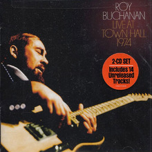 Live At Town Hall 1974 CD1