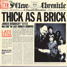 Thick As A Brick (40th Anniversary Edition) CD3