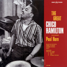 The Great Chico Hamilton (With Paul Horn) (Vinyl)