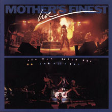 Mother's Finest Live (Vinyl)