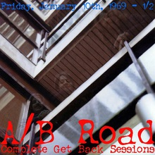 A/B Road (The Nagra Reels) (January 10, 1969) CD25