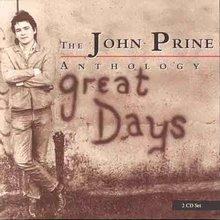 The John Prine Anthology: Great Days CD1