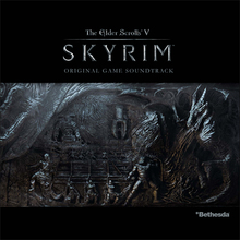 The Elder Scrolls V: Skyrim CD3