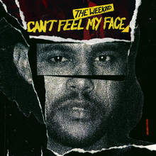 Can't Feel My Face (CDS)