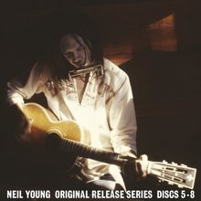 Original Release Series Discs 5-8 (Time Fades Away) CD5