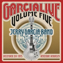 Garcialive Volume 5: December 31, 1975 Keystone Berkeley CD2