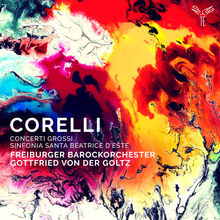 Concerti Grossi, Sinfonia To Santa Beatrice D'este