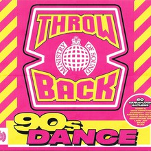 Throwback 90S Dance CD2