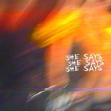 She Says (CDS)