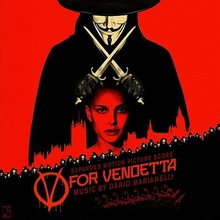 V For Vendetta CD2