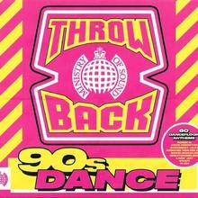 Throwback 90S Dance CD3