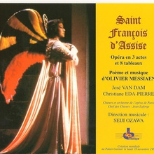 Saint Francois D'assise CD4
