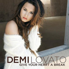 Give Your Heart A Break (CDS)