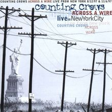 Across a Wire Live in New York CD1