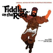 Fiddler On The Roof (Original Motion Picture Soundtrack Recording) (Vinyl)