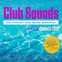 Club Sounds Summer 2018 CD3