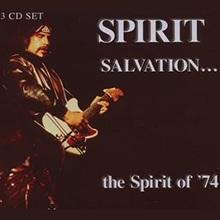Salvation...The Spirit Of '74 CD1