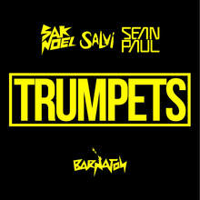 Trumpets (With Salvi, Feat. Sean Paul) (CDS)