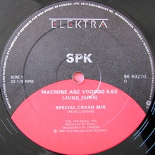 Machine Age Voodoo (EP) (Vinyl)