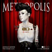 Metropolis: The Chase Suite (EP)