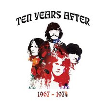 Ten Years After 1967-1974 CD9