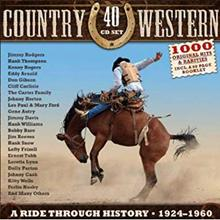 Country & Western - A Ride Through History CD25