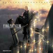 Final Fantasy VII: Advent Children CD1