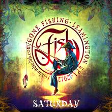 Gone Fishing - Leamington Spa 2012 (Live) CD1