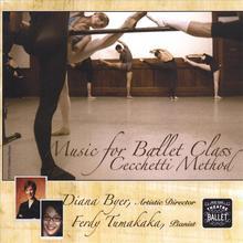 Music for Ballet Class (Cecchetti Method)