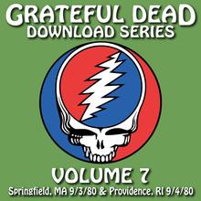 Download Series Vol. 7: 1980-09-04 Providence, Ri (Set 2) CD2