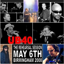 UB40 - The Rehearsal Session CD1 Mp3 Album Download