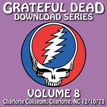 Download Series Vol. 8: 1973-12-10 Charlotte Coliseum, Charlotte, Nc