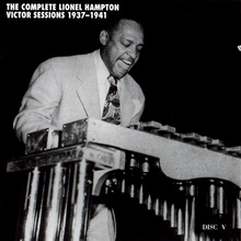 The Complete Lionel Hampton Victor Sessions 1937-1941 CD5