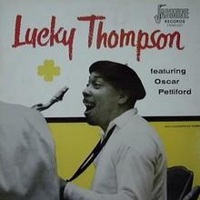 Featuring Oscar Pettiford (Vinyl)