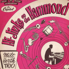 Hi-Jinks On The Hammond (Vinyl)