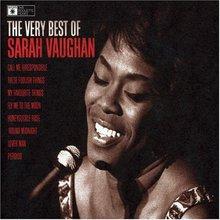 Very Best Of Sarah Vaughan CD1