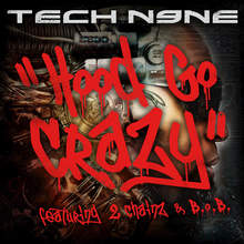 Hood Go Crazy (CDS)