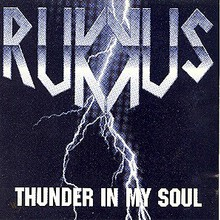 Thunder In My Soul