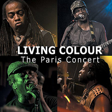 The Paris Concert CD1
