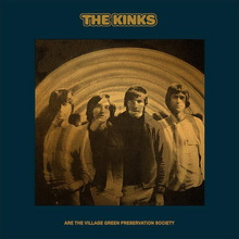 The Kinks Are The Village Green Preservation Society (Deluxe Box Set) CD4