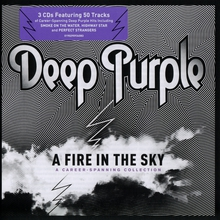 A Fire In The Sky CD1
